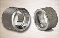 Half Socket Weld Coupling